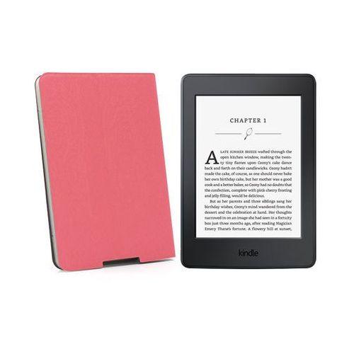 etuo Flex Book  Kindle Paperwhite  etui na czytnik e book Flex Book  różowy ETKN472FLBKPIK000