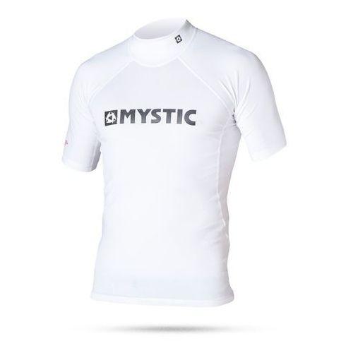 Lycra Mystic 2016 Star Rashvest Junior S/S White