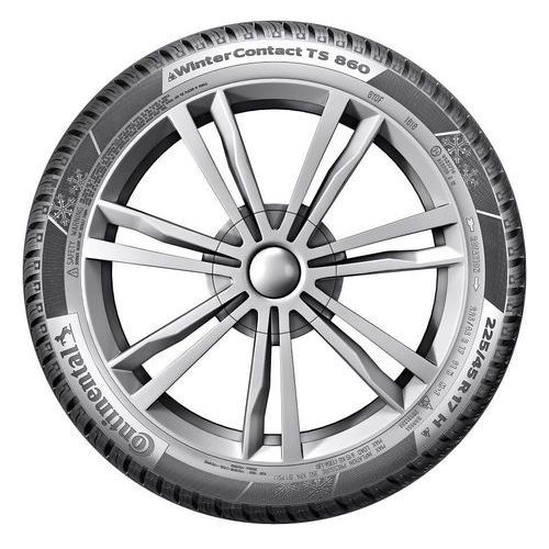 Continental ContiWinterContact TS 860 205/55 R16 91 H