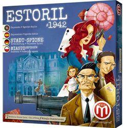 Rebel Miasto szpiegów: estoril 1942 - podwójny agent. gra planszowa