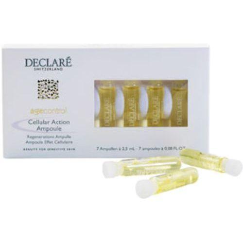 Declare Declaré age control cellular action ampoule ampułki regenerujące (547) - Promocja