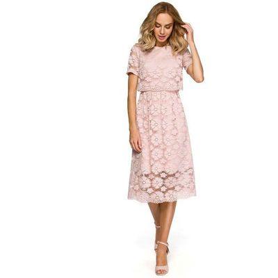 b7377410ac Suknie i sukienki Rodzaj  rozkloszowana