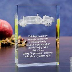 Na imieniny dla kolegi   Kryształy3D.pl