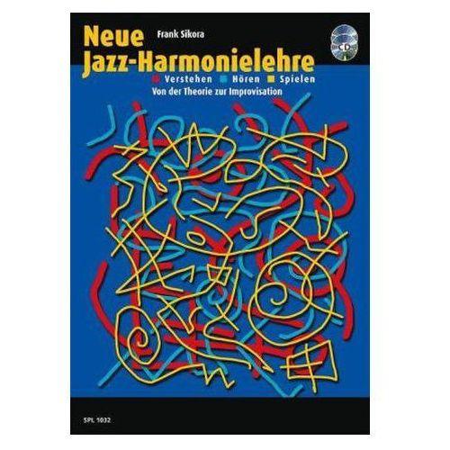 Neue Jazz-Harmonielehre, m. 2 CD-Audios Sikora, Frank (9783795751241)
