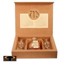 Toorank distilleries Wódka miodula prezydencka 40% 0,5l z kieliszkami