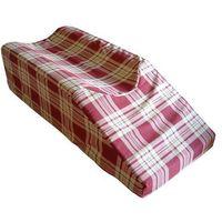 Podstawka pod nogi (szyna brauna) - pokrowiec bawełniany 80x30x19cm marki Halcamp