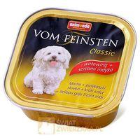 Animonda Pokarm dla psa - wołowina + serca indyka