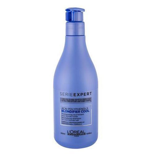 Loreal blondifier cool szampon chłodny blond 500ml