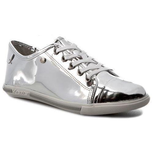 294f6d25 Sneakersy - amelia 28571-11-12 srebrny (Kazar) opinie + recenzje ...