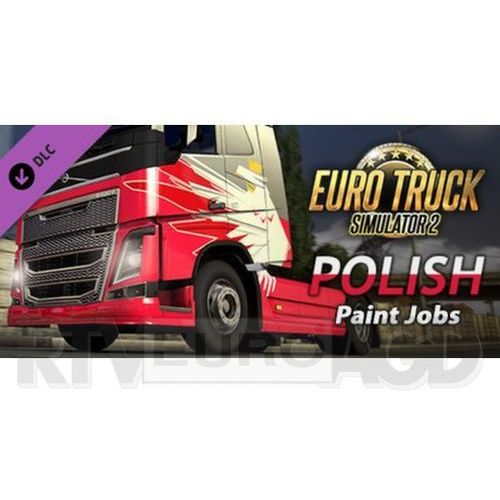 Imgn.pro Euro truck simulator 2: polish paint jobs dlc - wersja cyfrowa