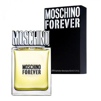 Wody toaletowe dla mężczyzn Moschino