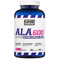 Suplement prozdrowotny UNS ALA 600 BOOSTER 90 kaps Najlepszy produkt