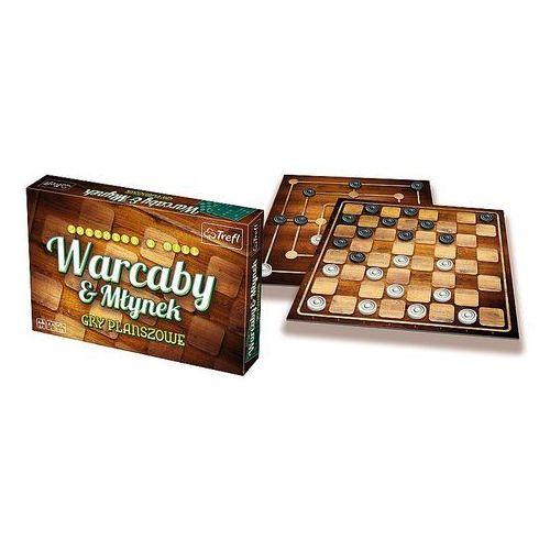 Gra Warcaby/Mlynek klasyczne - DARMOWA DOSTAWA OD 199 ZŁ!!!, 5_646047