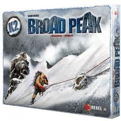 Rebel K2: broad peak. gra planszowa