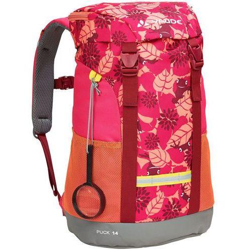 Vaude paki 14 plecak dzieci różowy 2018 plecaki codzienne (4052285393175)