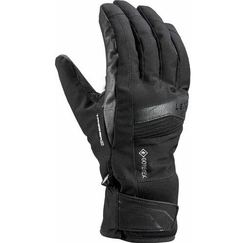 rękawice zjazdowe shield 3d gtx 8 czarny marki Leki