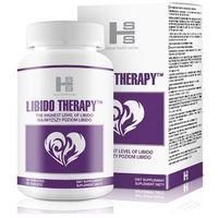Tabletki Libido Therapy 30 tabl. SHS Większa rozkosz i chęć na seks dla kobiet i mężczyzn 5825