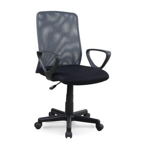Fotel pracowniczy Alex czarno-szary - gwarancja bezpiecznych zakupów - WYSYŁKA 24H, kolor wielokolorowy