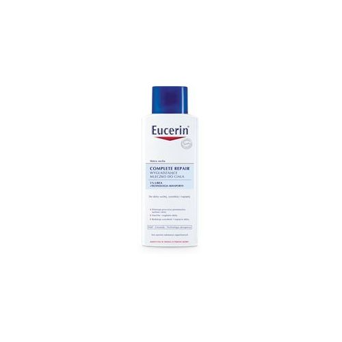 Beiersdorf Eucerin complete repair mleczko do ciała wygładzające 5% urea 250ml