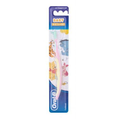 Szczoteczka do zębów dla dzieci 4 -24 miesiące Oral-B Stages Baby Soft, MSTA1