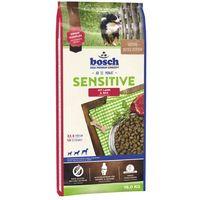 sensitive lamb & rice, jagnięcina i ryż (nowa receptura) 15kg + przesyłka gratis!!! marki Bosch