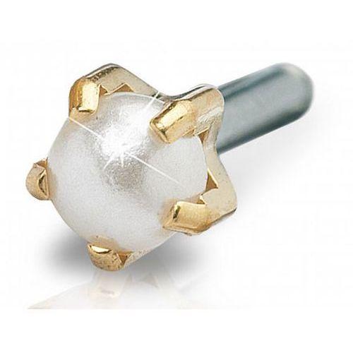 Blomdahl tiffany pearl 4 mm