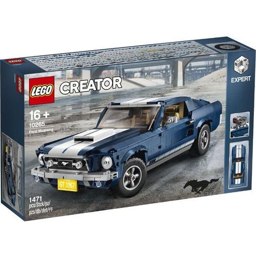 Lego EXCLUSIVE Ford mustang 10265