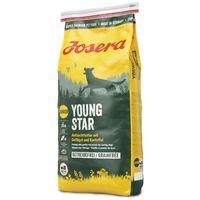 Josera YoungStar - 15 kg  -5% Rabat dla nowych klientów  Dostawa GRATIS + promocje (4032254743507)