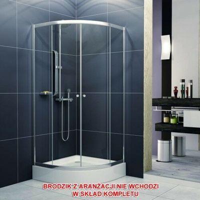 Kabiny prysznicowe Invena Łazienka Jutra