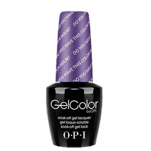 gelcolor do you have this color in stockholm żel kolorowy (gc-n47) marki Opi