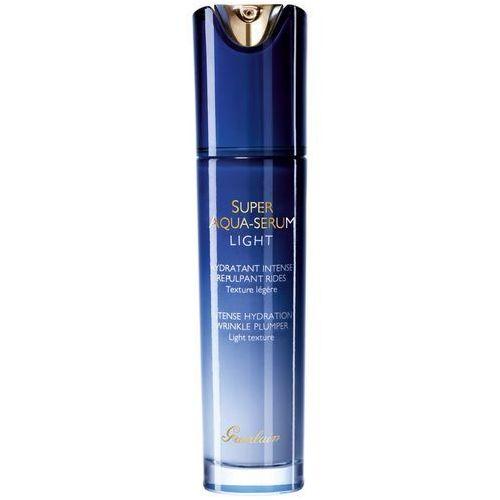 Guerlain super aqua lekkie serum do twarzy intensywnie nawilżający (intense hydration wrinkle plumper) 50 ml
