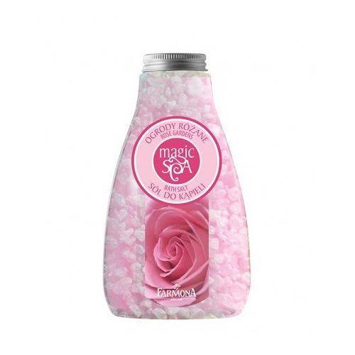 Farmona Magic Spa Rose Gardens kryształowa sól do kąpieli o zapachu kwiatów 495 g - Najlepsza oferta