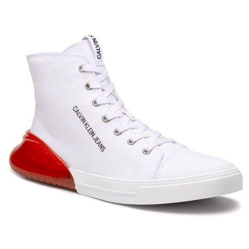 Sneakersy JEANS Mel SE8604 SilverBlack, w 8 rozmiarach (Calvin Klein)