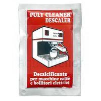 Puly CLEANER Descaler Uniwersalny odkamieniacz do ekspresów ciśnieniowych 30 g (8000733003103)