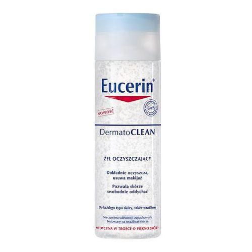 Eucerin dermatoclean żel oczyszczający 200ml Beiersdorf