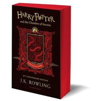 Harry Potter and the Chamber of Secrets: Gryffindor Edition Rowling Joanne K., Bloomsbury