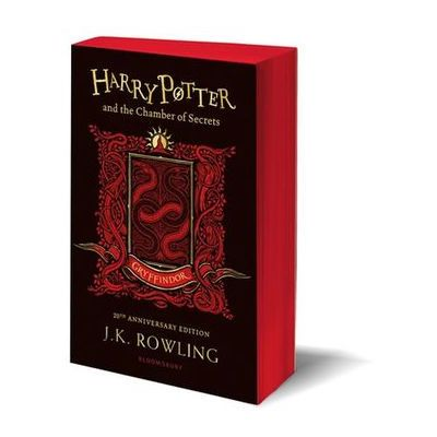 Harry Potter and the Chamber of Secrets: Gryffindor Edition Rowling Joanne K., J.K. Rowling