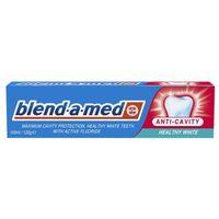 Procter & gamble Pasta do zębów blend-a-med przeciwpróchnicza zdrowa biel 100ml (4015600620837)