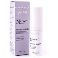 Nacomi serum złuszczające do twarzy z kwasem salicylowym 2% 30ml