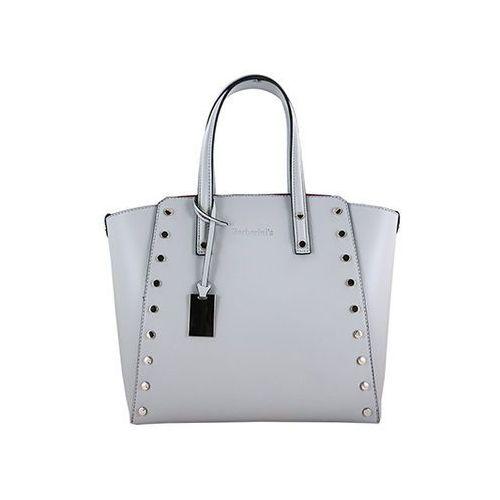 5087451139c24 ▷ Modne torebki młodzieżowe - szary jasny Barberini's ...