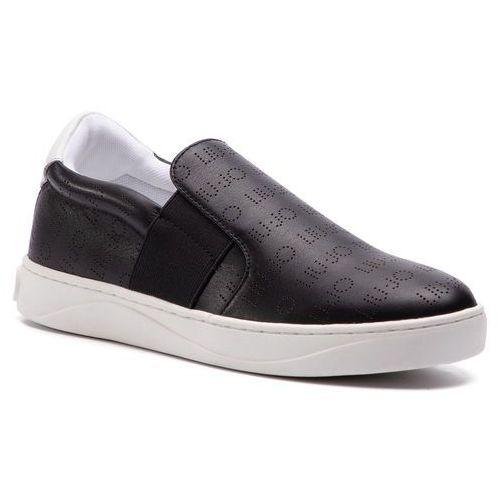 0ad03e2771f89 ▷ Sneakersy - Karlie 12 B19007 TX031 Black 22222, kolor czarny (Liu ...