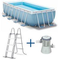 basen tahiti 2,44 x 4,88 x 1,07 m kartuszowa filtracja marki Marimex