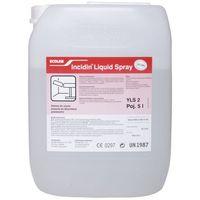 Ecolab Incidin liquid spray® szybko działający alkoholowy preparat do dezynfekcji 5 litrów (4028163041650)