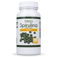 Tabletki Spirulina tabletki 400 tabletek 250mg MyVita