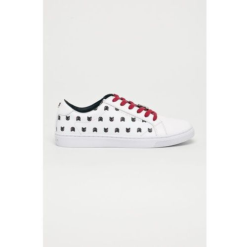 7e8bf7b2ddd08 ▷ Sneakersy - tommy playful badge sneaker fw0fw03996 white 100 ...