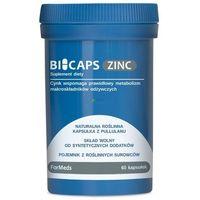 BICaps Zinc - Cynk - 60 kaps. Formeds (5902768866773)