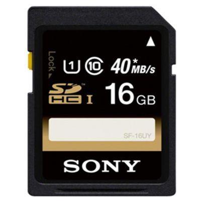 Karty pamięci Sony