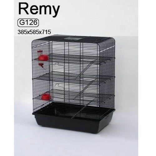 Inter-zoo Remy piętrowa klatka dla małych gryzoni 38,5x58,5x71,5cm
