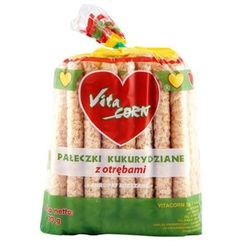 Paluszki, orzeszki i chipsy  VITACORN biogo.pl - tylko natura