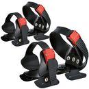 Spartan Dziecięce łyżwy saneczkowe bob skates czarny 24 34 9001741200101  Dziecięce łyżwy saneczkowe